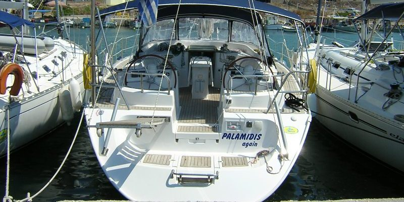 "Ocean Star 512 ""Palamidis Again"""