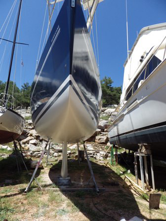 Elan 40 Hurricane for sale