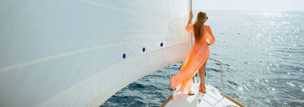 Sailing Yacht Charter Holidays in Greece