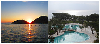 Turkey. Best views. Sunset. Pool. Sailing Holidays