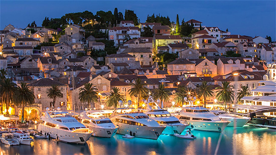Sailing Holidays in Croatia