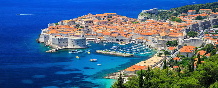 Croatia. Sailing Holidays in Croatia
