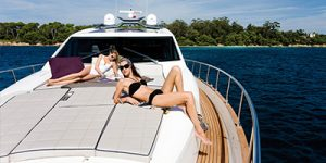 Yacht Sailing Charter Holidays in Antigua