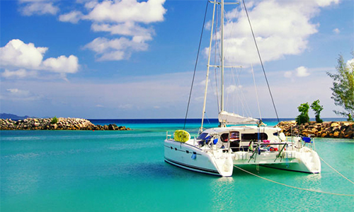 Sailing Holidays in Caribbean