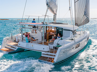 Yacht Sailing Charter Holidays in Spain