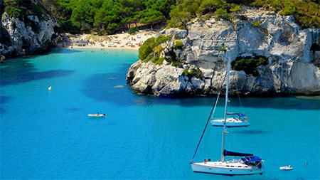 Sailing Holidays in Spain