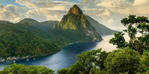 Yacht Sailing Charter Holidays in St. Lucia