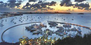 Yacht Sailing Charter Holidays in Saint Martin & Sint Maarten