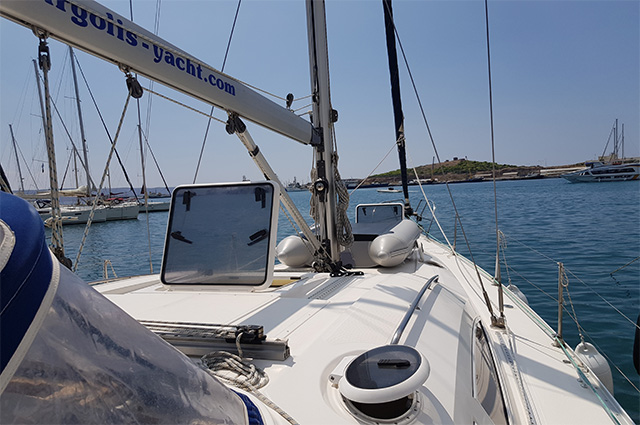 Argolis Elan i434 Sailing Yacht Sale Greece Turkey. Argolis Elan i434 Sailing Yacht Charter Greece. Elan i434 Sale. Elan i434 Charter