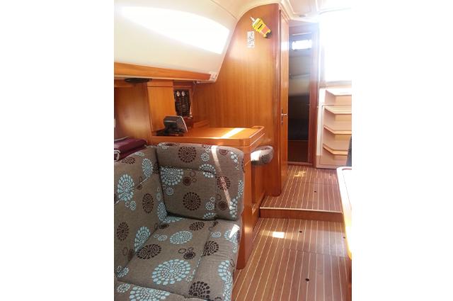 "Elan i384 ""Argos"" Sailing Yacht Charter Greece"
