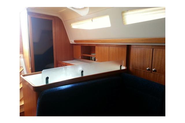 "Elan i344 ""Evrialos"" Sailing Yacht Charter Greece"