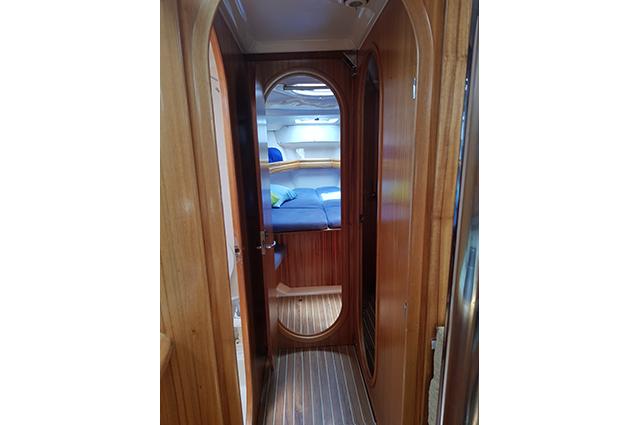 "Gib Sea 43 ""Lefkakia"" Sailing Yacht Charter Greece"
