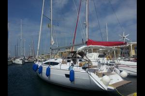 "Elan i45 ""Mousiki"" Sailing Yacht Charter Greece"