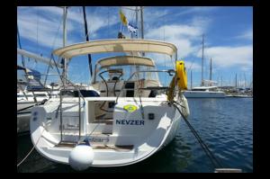 "Elan i344 ""Nevzer"" Sailing Yacht Charter Greece"