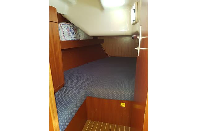 "Elan i344 ""Sapfo"" Sailing Yacht Charter Greece"