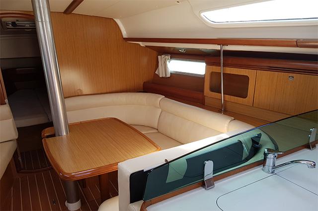 """Sun Odyssey 36i """"Nafplios"""" Sailing Yacht Charter Greece"""